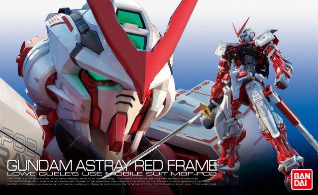 RG Red Frame Astray Gundam