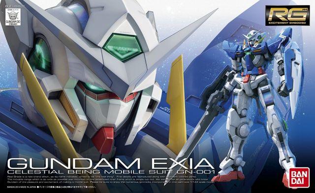 RG Exia Gundam