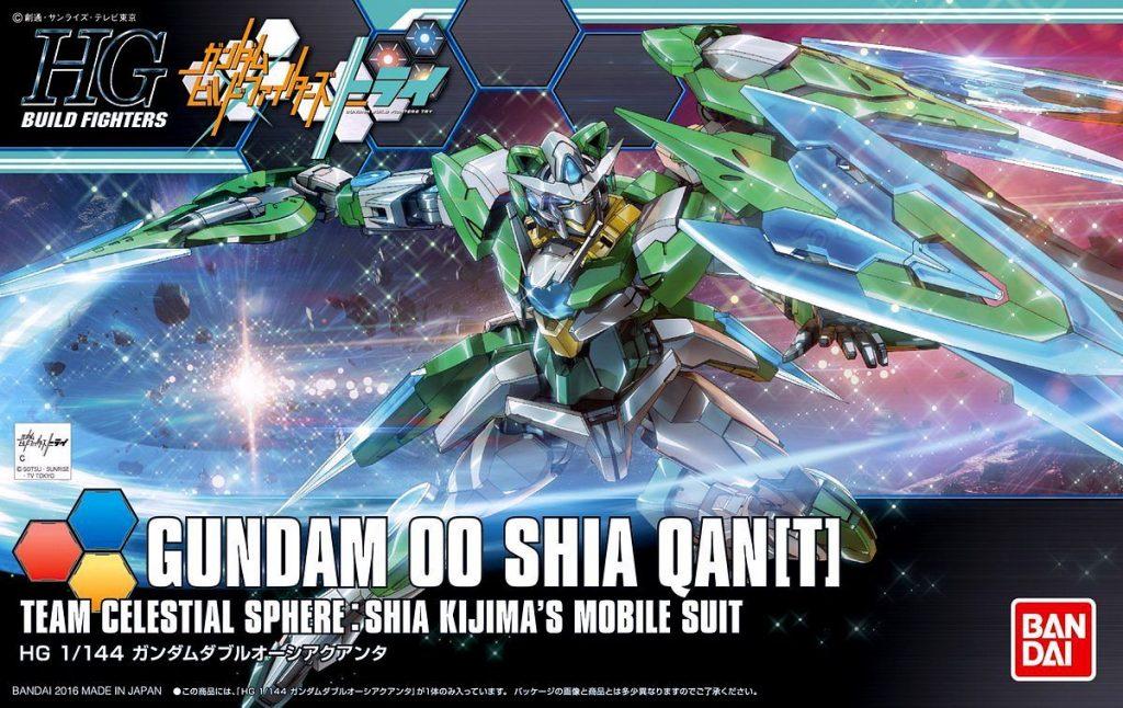 HGBF 00 Shia Qan[T] Gundam
