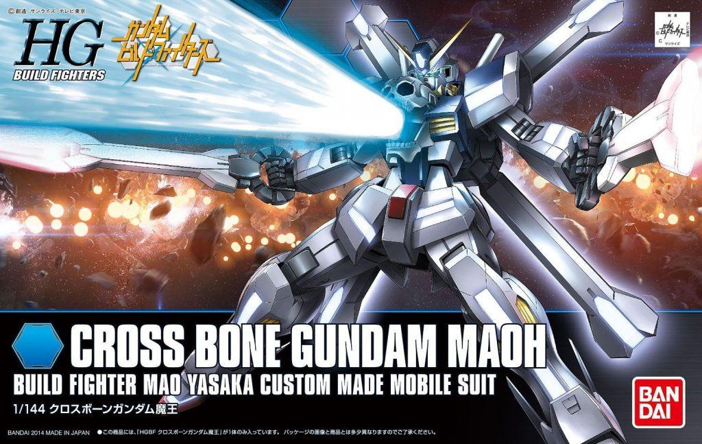 HGBF Crossbone Maoh