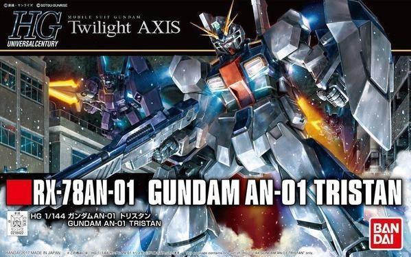 HG RX-78-01 AN-01 Tristan