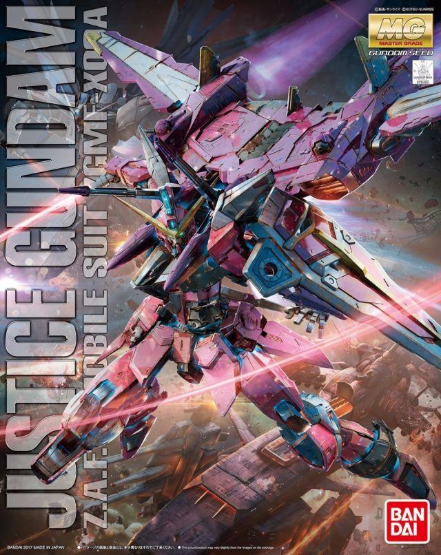 MG Justice Gundam 2.0