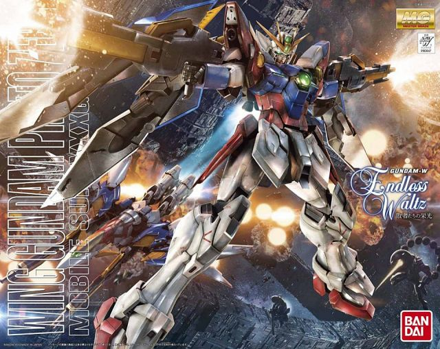 MG Wing Proto-Zero EW Gundam