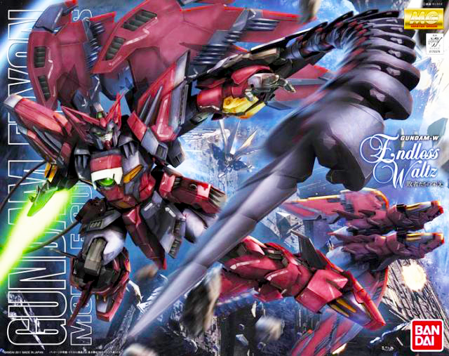 MG Epyon EW Ver. Gundam