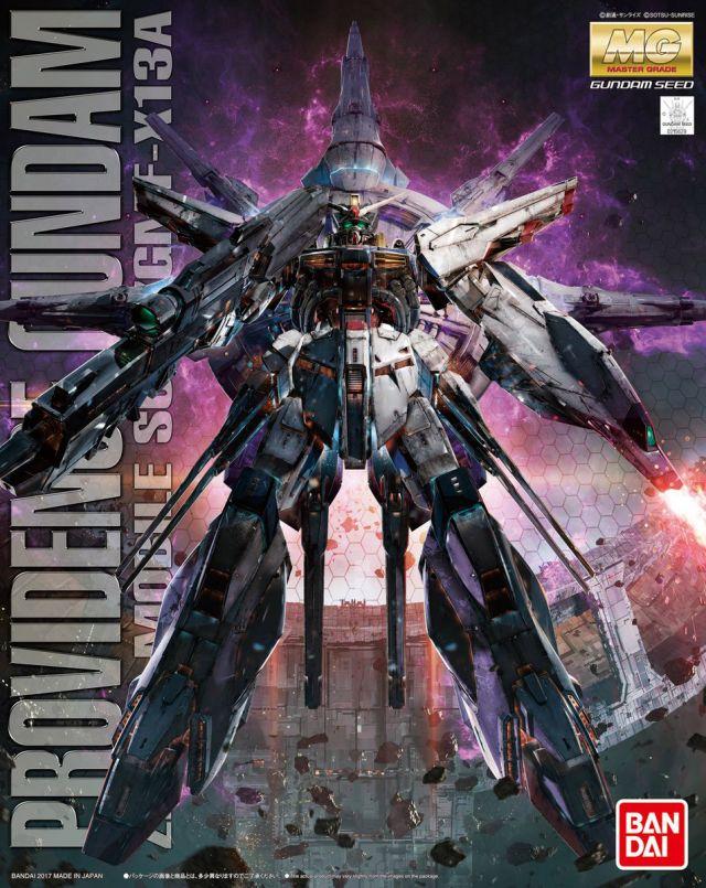 MG Providence Gundam Standard Edition