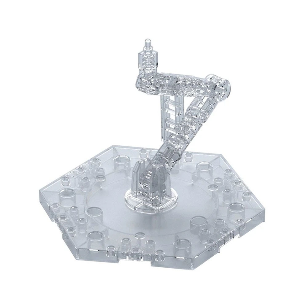 Bandai Action Base 5 - Clear