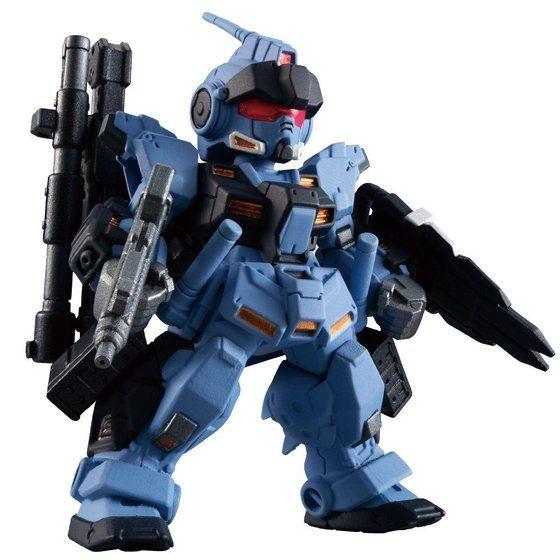 FW Gundam Converge RX80P Hades Ver.