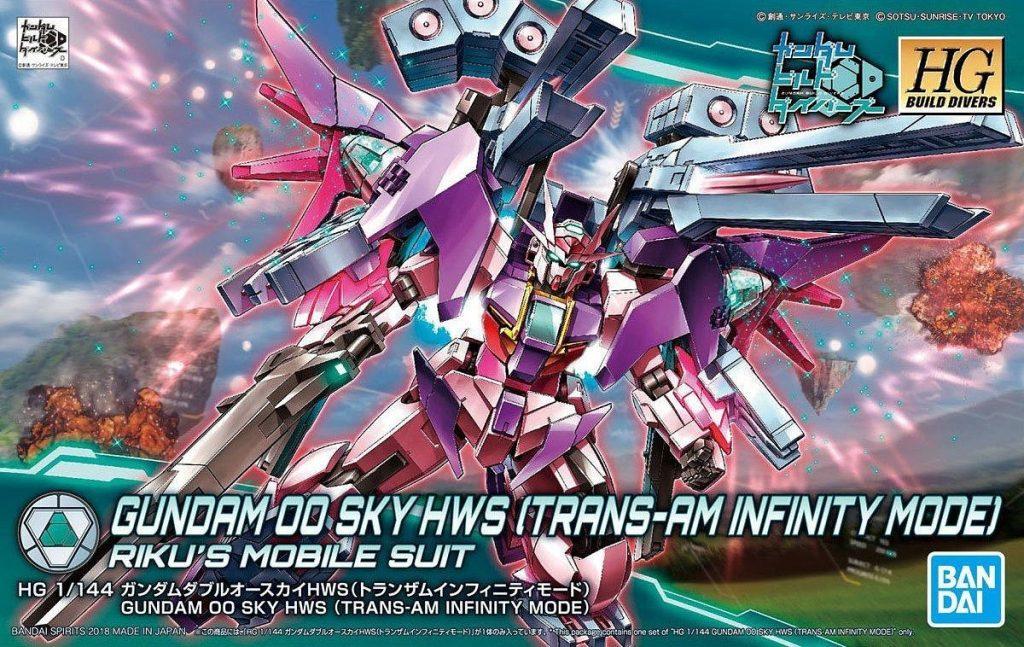 HGBD 00 Sky HWS - Trans-am Infinity Mode