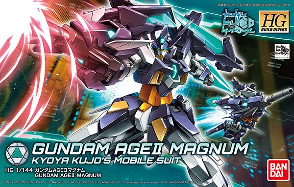 HGBD Age II Magnum