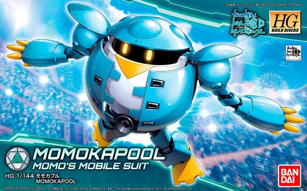 HGBD Momokapool