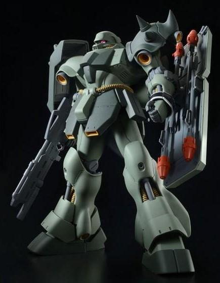 MG Geara Doga AMS-119 (Unicorn Version)