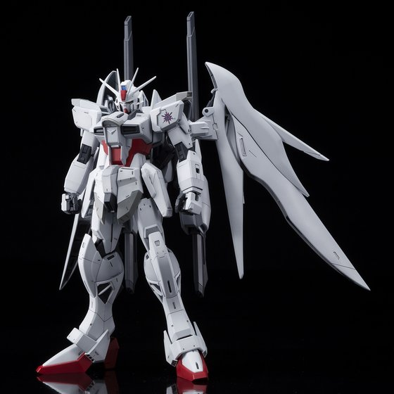 MG Impulse Gundam Blanche
