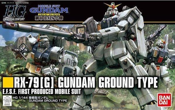 HG RX-79[G] Ground type