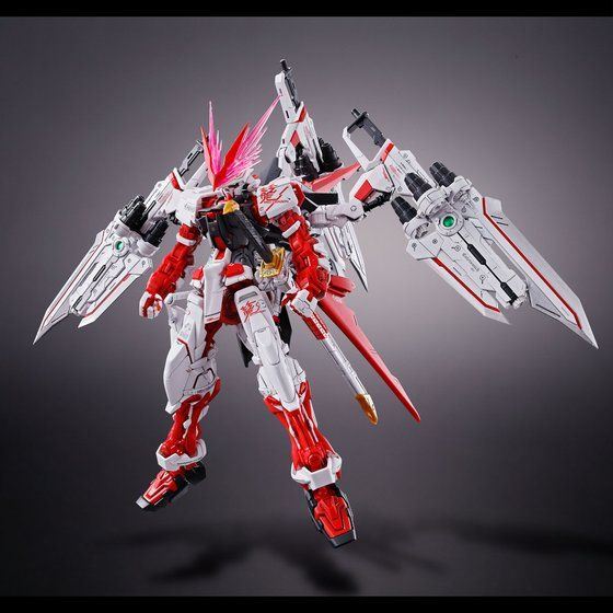 MG Gundam Astray Red Frame - Red Dragon Lowe Guelle Custom