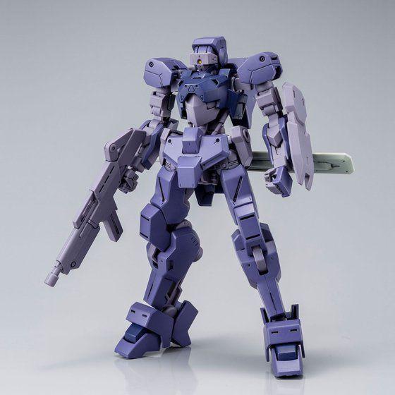 HG I0 Frame Shiden - Teiwaz Corps