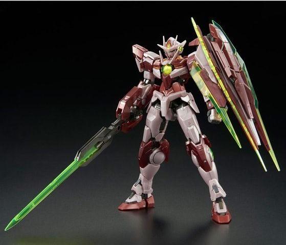 RG 00 Qan(T) (Tran-Am Mode) Metallic Gloss Injection