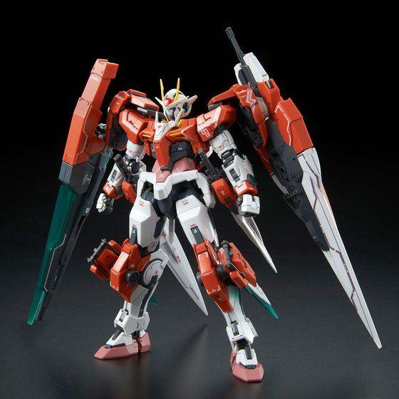 RG 00 Seven Sword/G Inspection