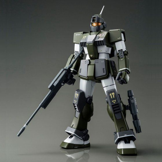 MG RGM-79SC Tenneth A. Jung's GM Sniper