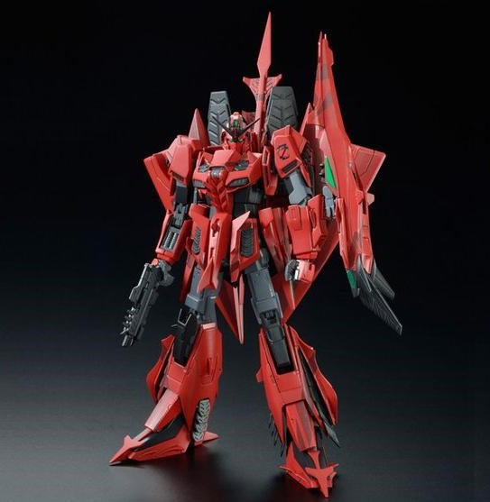 MG Zeta III P2 type RED