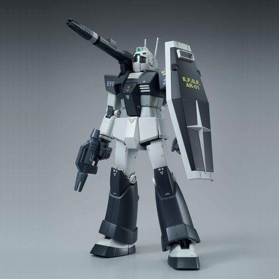 MG RBC GM Cannon White Dingo Team Custom
