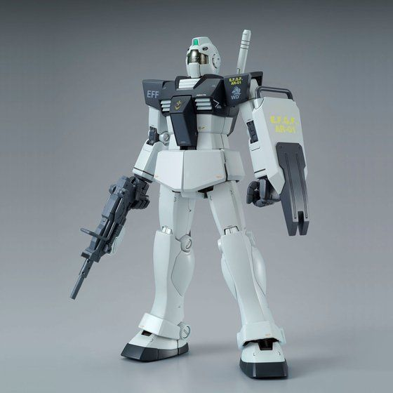 MG RGM-79 GM White Dingo Team custom