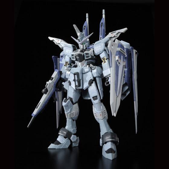 RG GMF-X09A Justice Deactive Mode