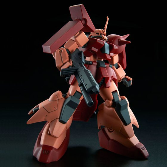 HG Zaku III Custom (Twilight AXIS Ver.) - AMX-011S