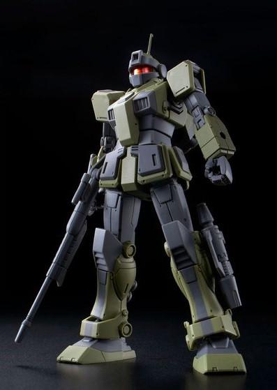 HG GM Sniper Custom - RGM-79SC