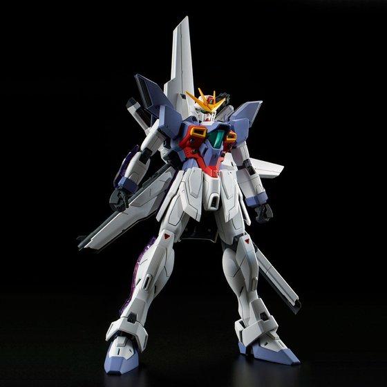MG Gundam X Sentinel