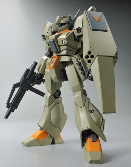 HG Jegan Type A2 - General Revil Deployment
