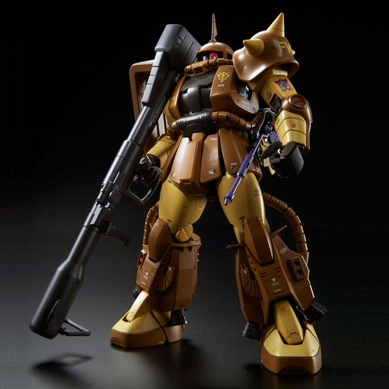 MG Zaku II Masaya Nakagawa MS-06R