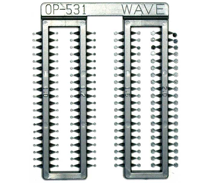 OP-531-300 WAVE R-Rivets - Hexagon