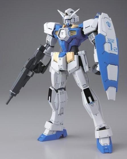 MG Gundam Age-1F2