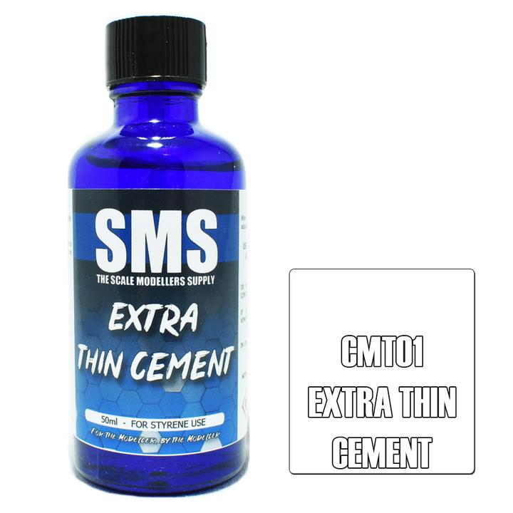 Extra Thin Cement 50ml