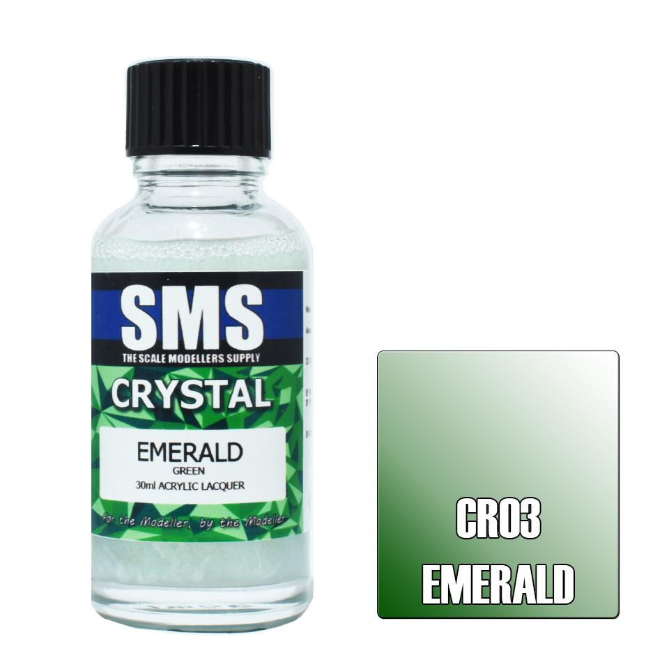 Crystal EMERALD (Green) 30ml