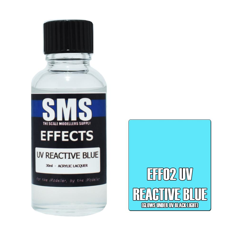 Effects UV REACTIVE BLUE 30ml