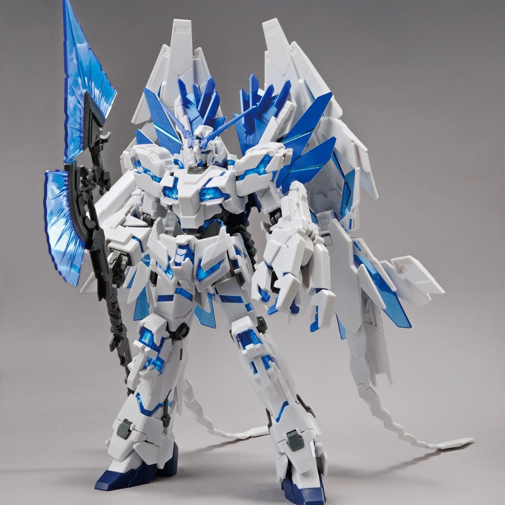 HG Gundam Base Limited Unicorn Gundam Perfectibility Destroy Mode