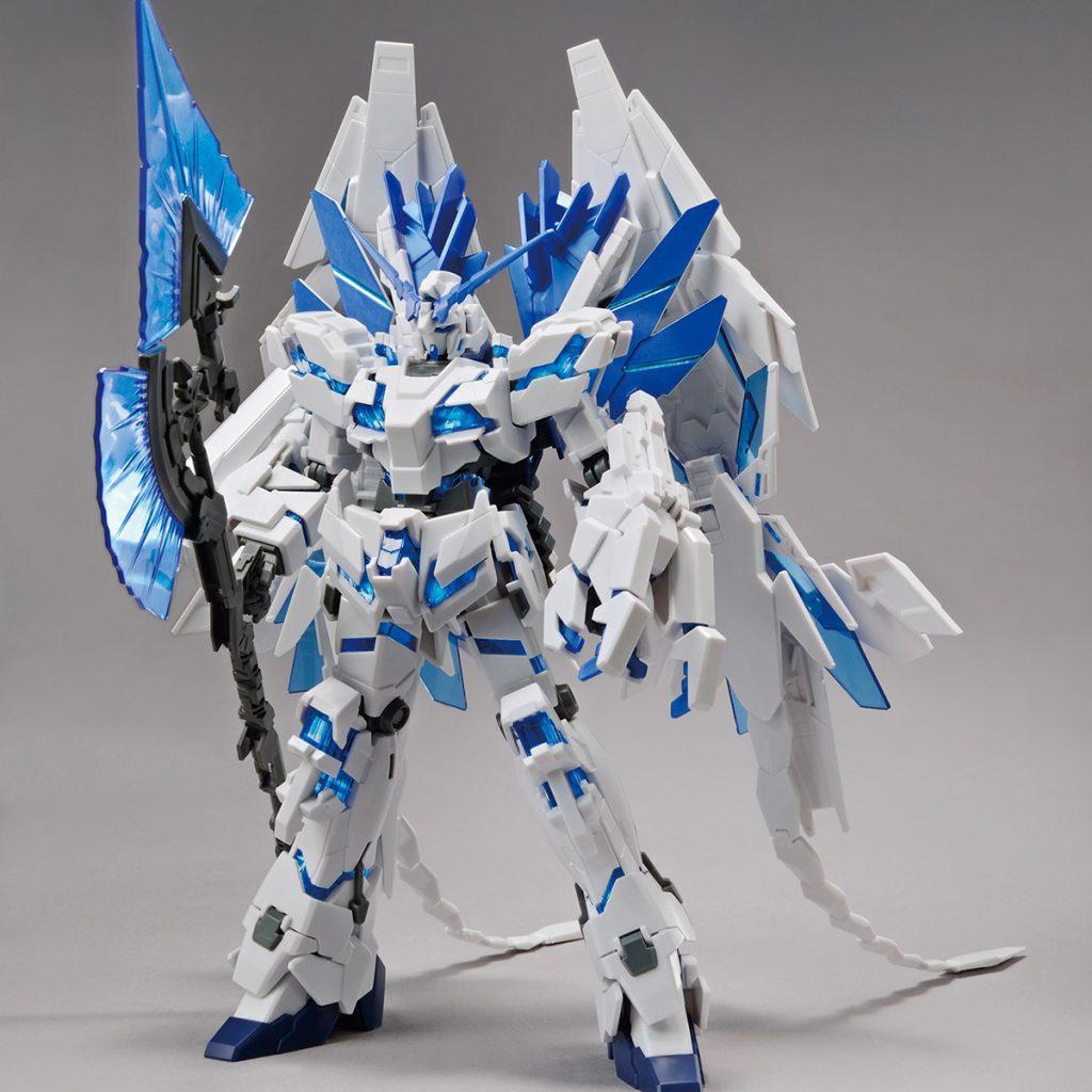 HG Gundam Base Limited Unicorn Gundam Perfectibility Destroy Mode