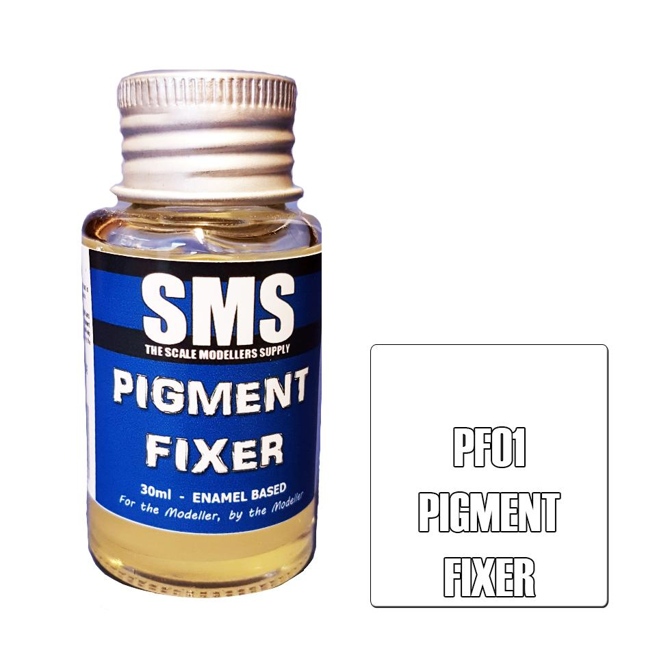 Pigment FIXER (Enamel Based) 30ml