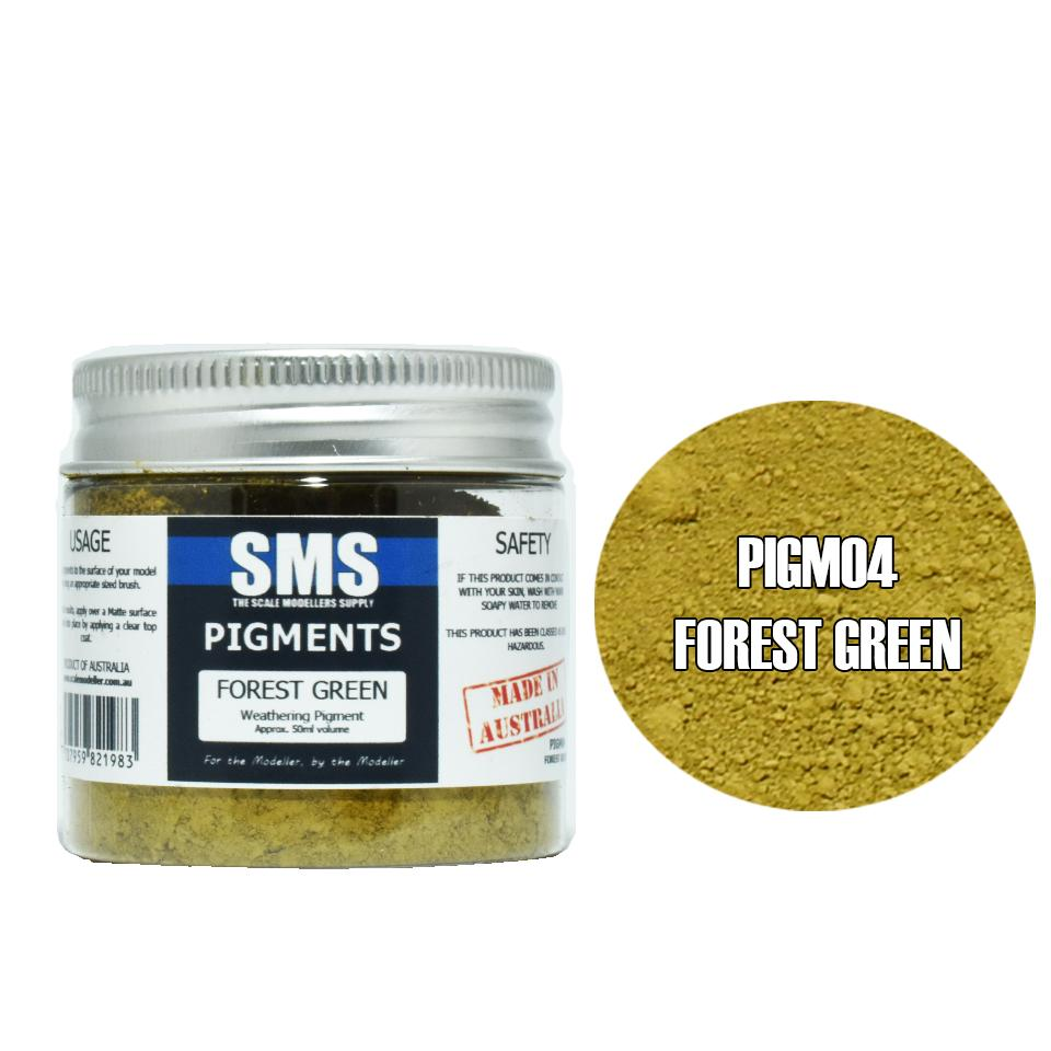 Pigment FOREST GREEN 50ml