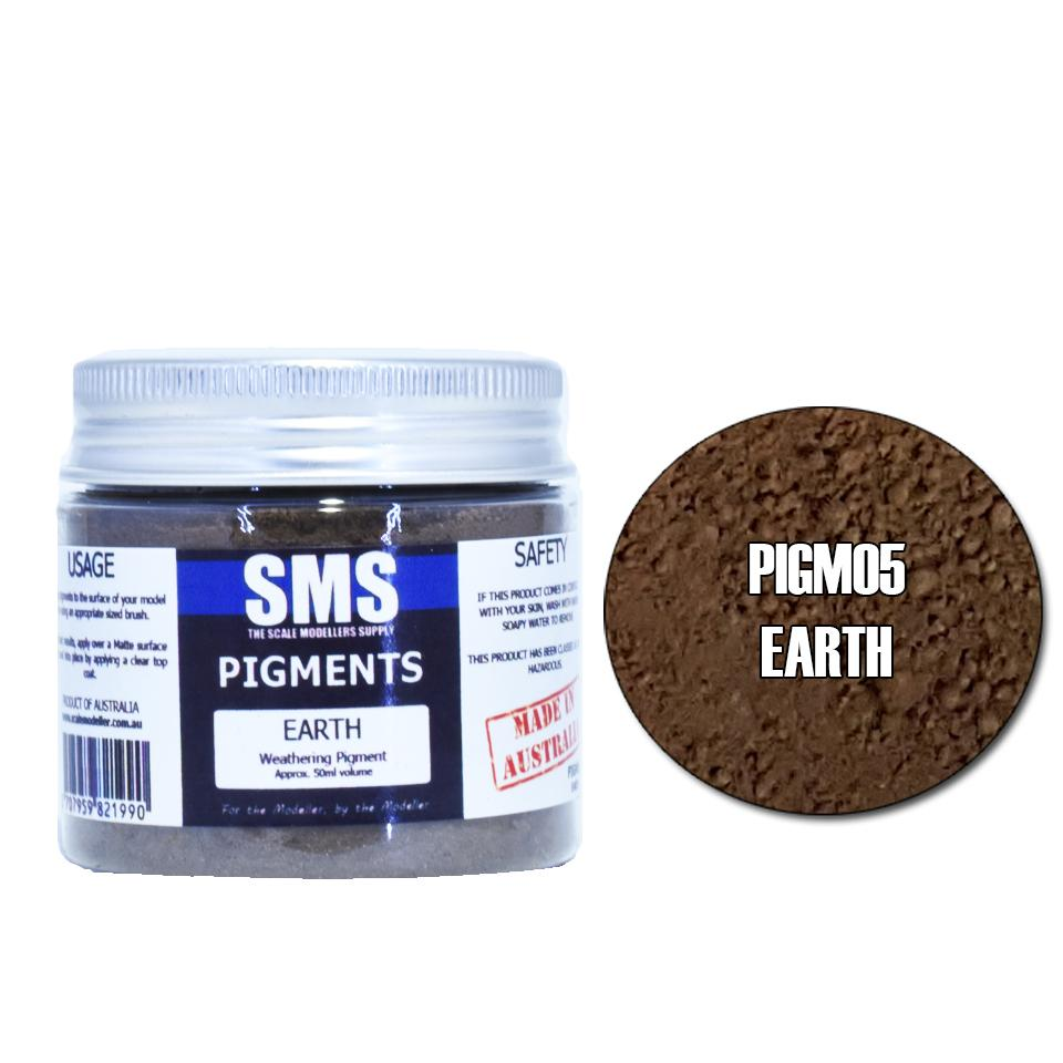 Pigment EARTH 50ml