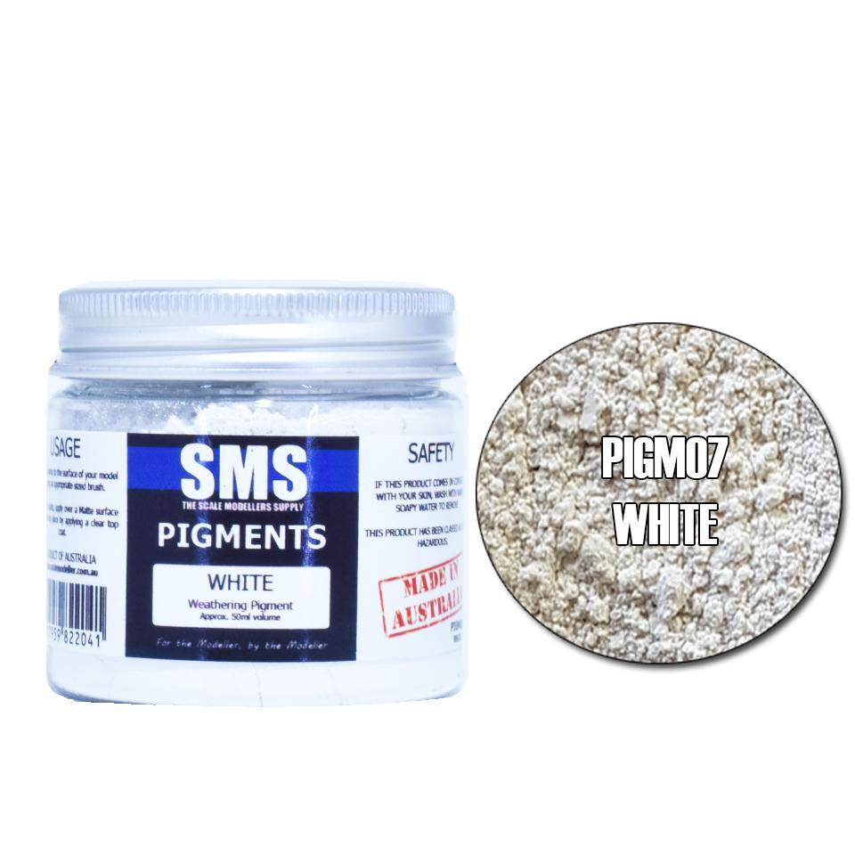 Pigment WHITE 50ml