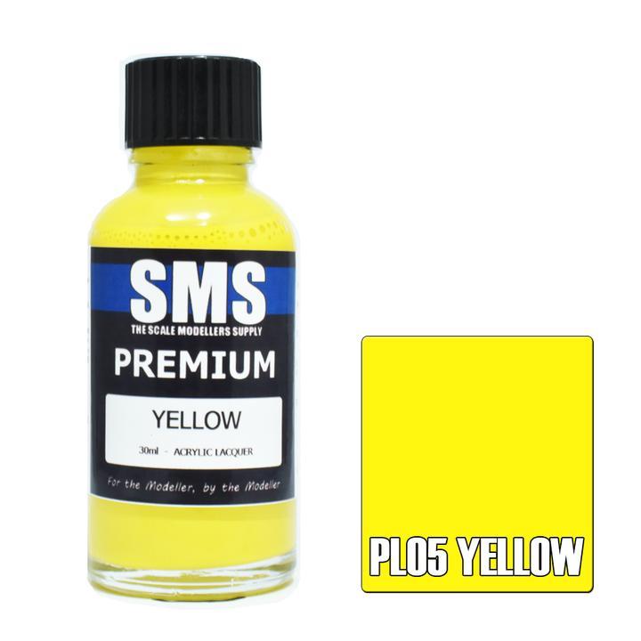 Premium YELLOW 30ml