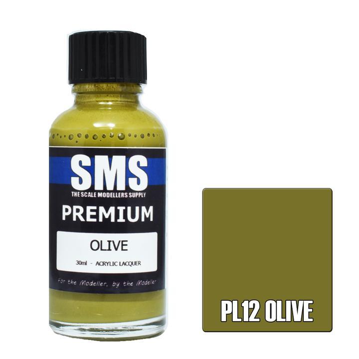 Premium OLIVE 30ml