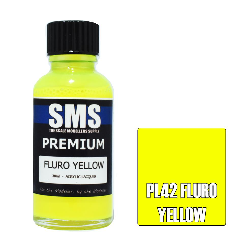 Premium FLURO YELLOW 30ml