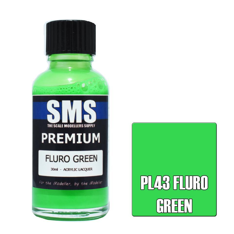 Premium FLURO GREEN 30ml