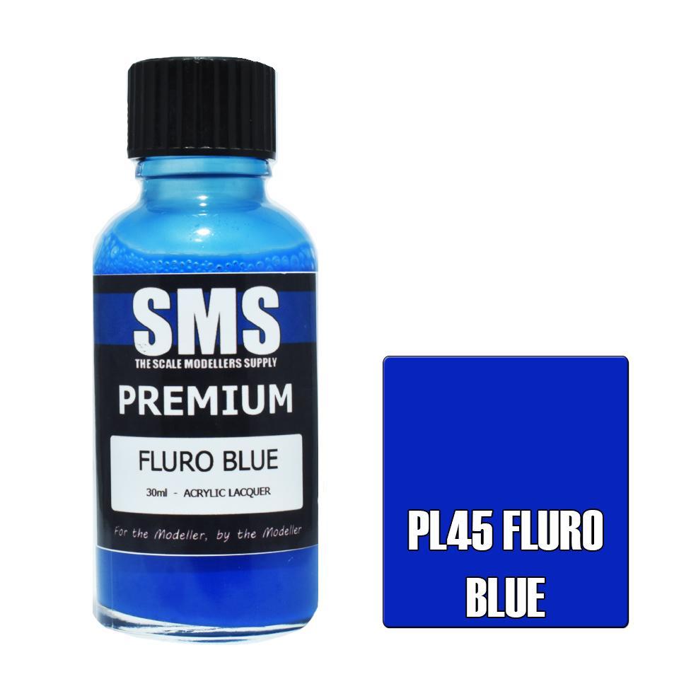 Premium FLURO BLUE 30ml