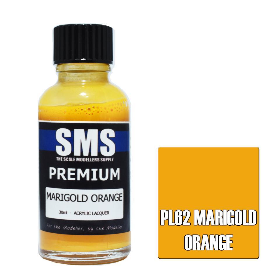 Premium MARIGOLD ORANGE 30ml