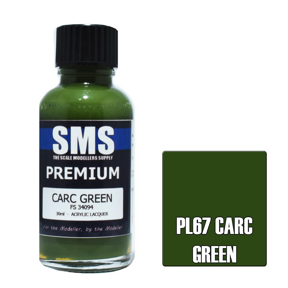Premium CARC GREEN 30ml