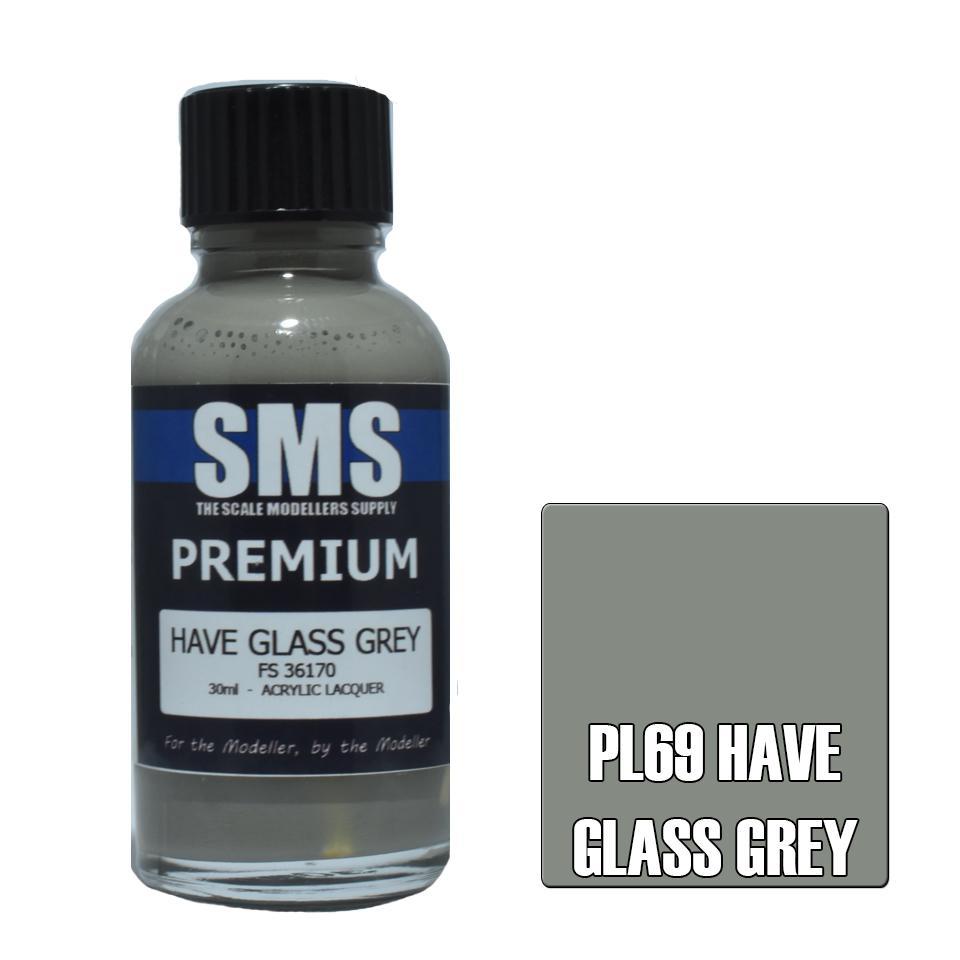 Premium HAVE GLASS GREY 30ml